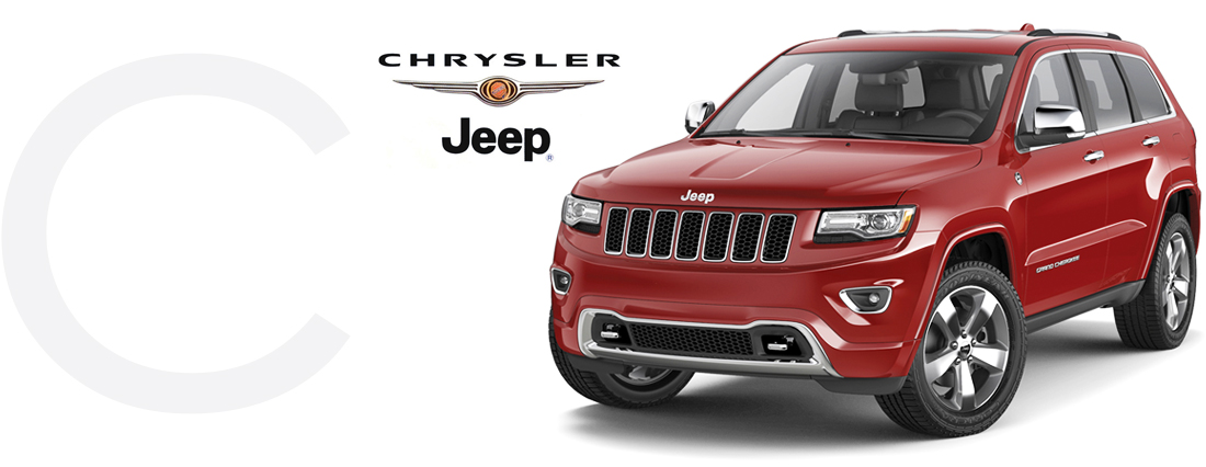 Chrysler Jeep approved repairer